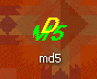 MD5 GUI icon